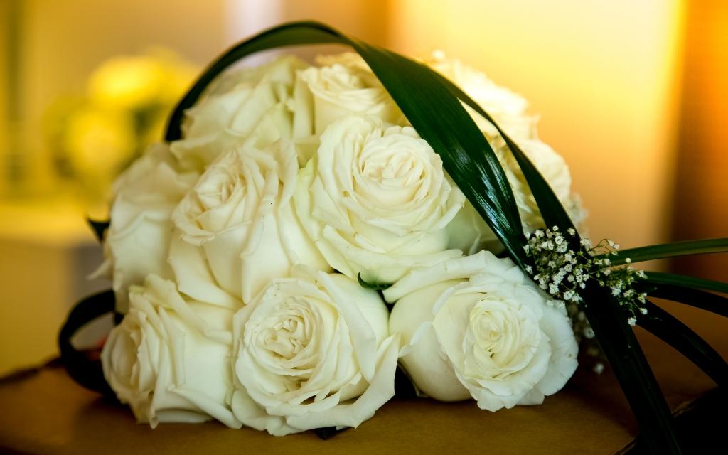 Photo d'un bouquet de fleurs lors du mariage de J&P en Guadeloupe