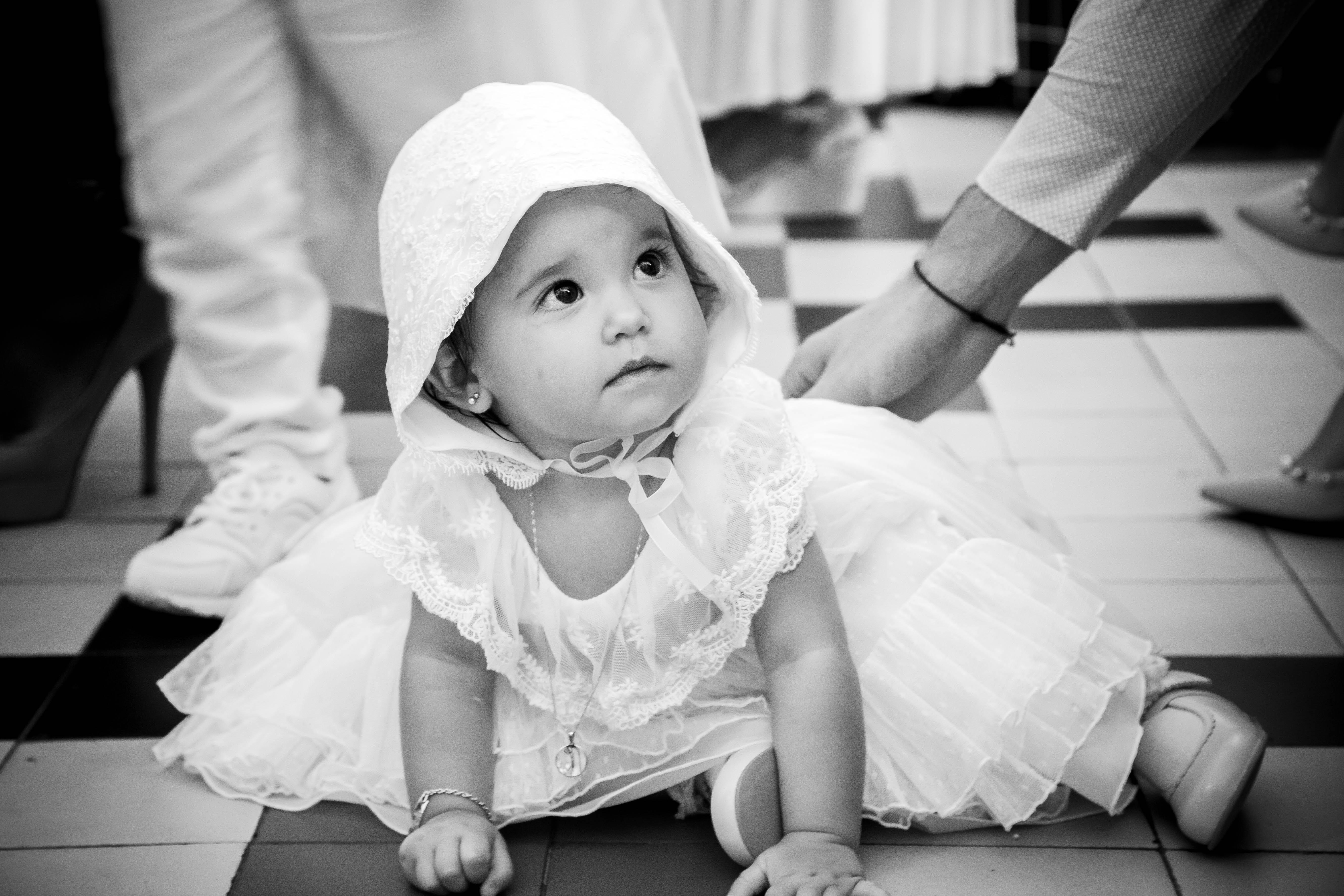 Baptême d'une belle poupée –  Heloïse