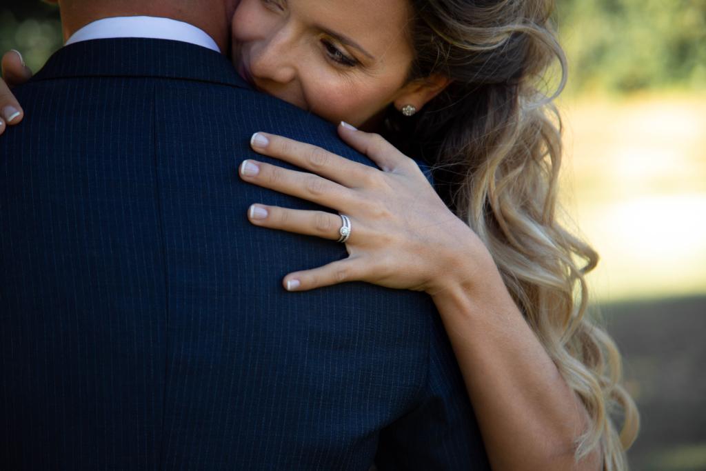 Mariage raffiné C&N - Séance de couple