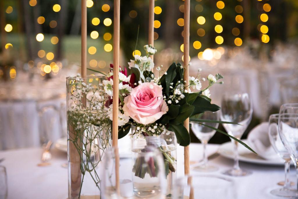 Mariage C&N - Decoration de la salle