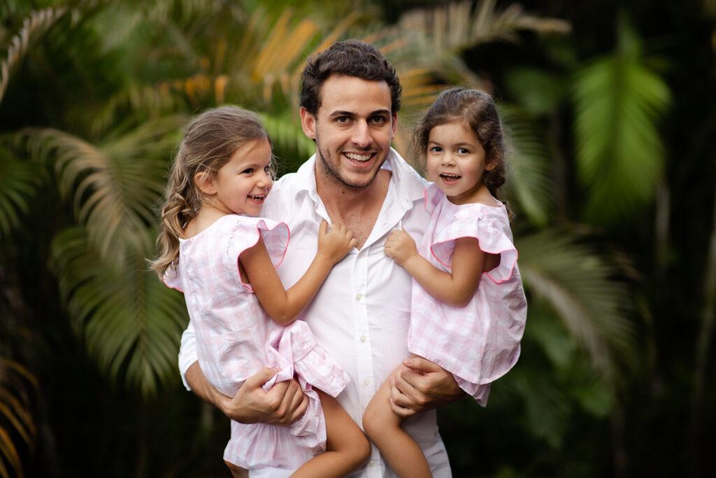 Photo de famille à domicile en guadeloupe